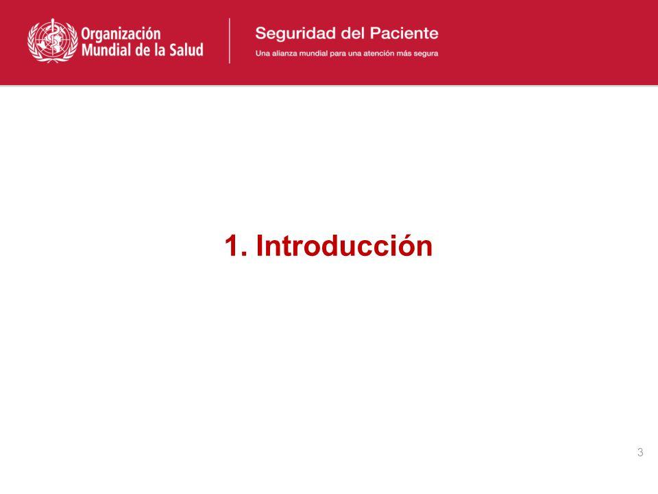 Índice 1)Introducción 2)Identificando y probando soluciones Los ensayos clínicos para la mejora de la seguridad del paciente 3)Discusión y conclusione