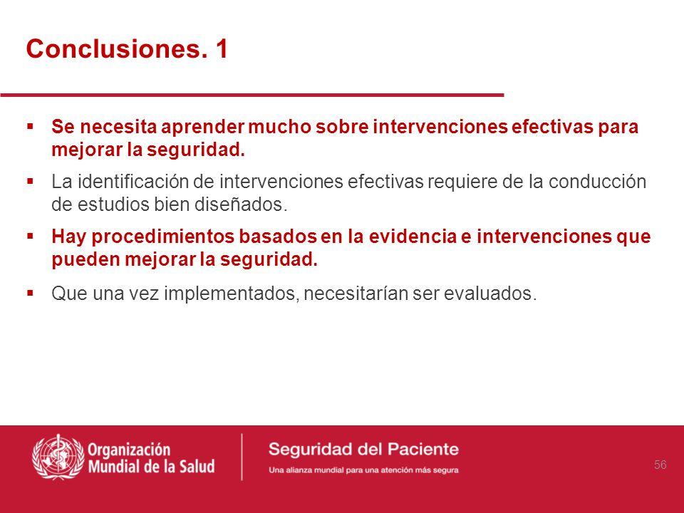 Llevando la evidencia a la práctica: Desarrollar la intervención y la evaluación, lo cual incluye: Entender la evidencia y convertirla en listas de ch