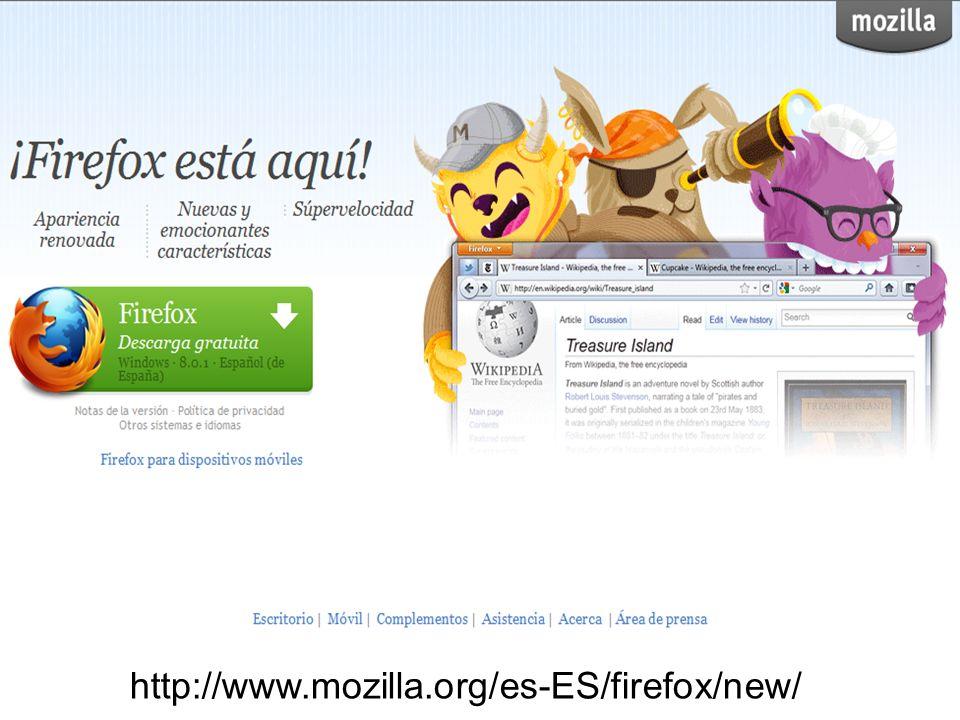 http://www.mozilla.org/es-ES/firefox/new/