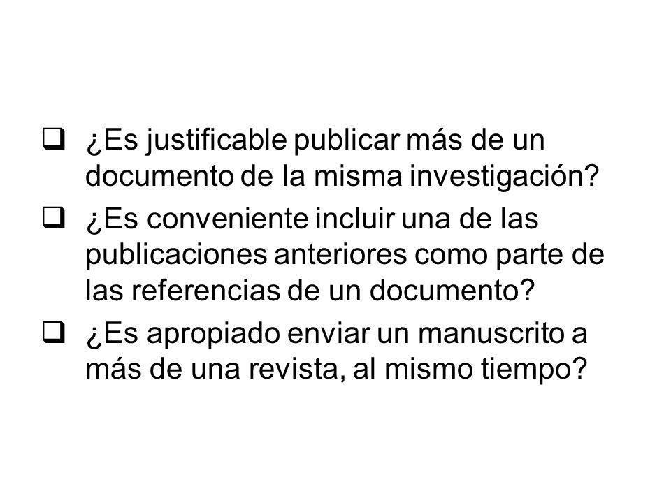 ¿Los editores aceptarán mi manuscrito si el estudio no fue aprobado por un Comité de Revisión Ética.
