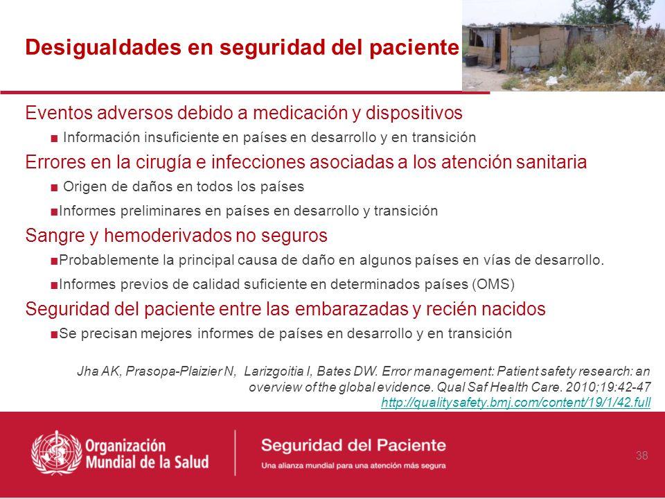 Problemas de seguridad del paciente (2) 37