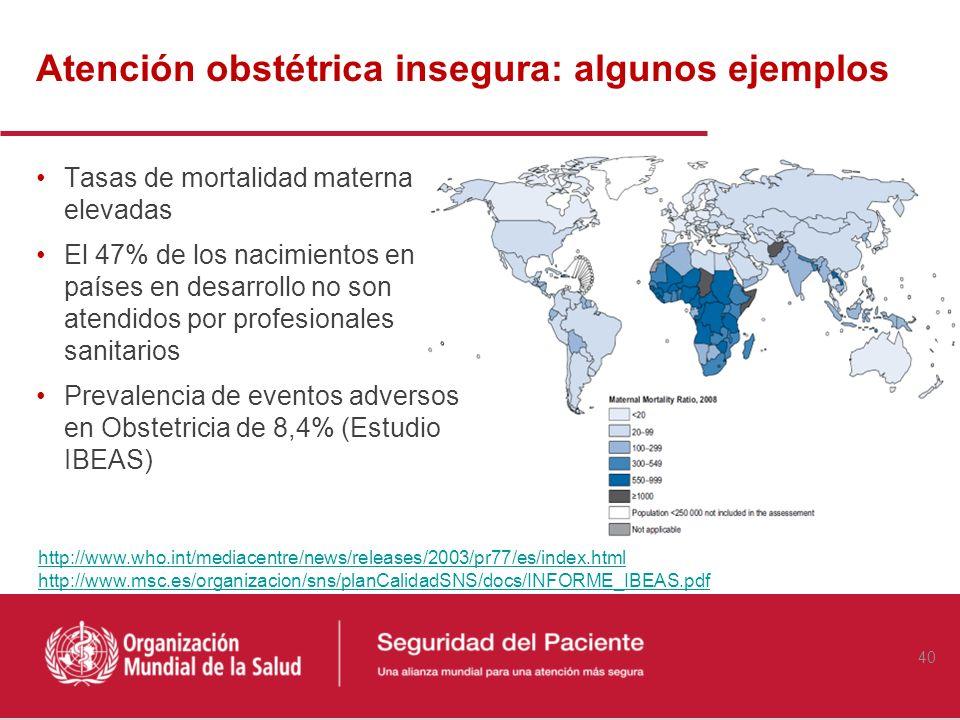 Cada año se aplican16 mil millones de inyectables en los países en desarrollo 39,6% con jeringuillas y agujas reutilizadas no esterilizadas (70% en al