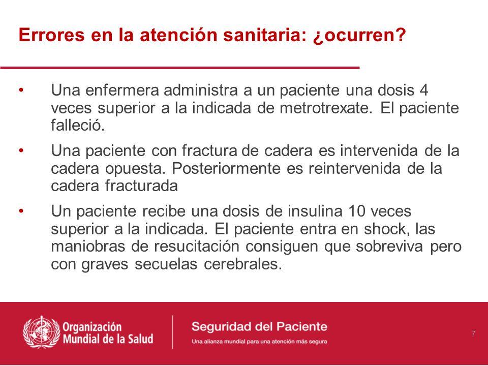 Algunas cuestiones sobre el tema (2) El daño sufrido por un paciente como consecuencia de la atención recibida se denomina: a.Negligencia b.Malapraxis