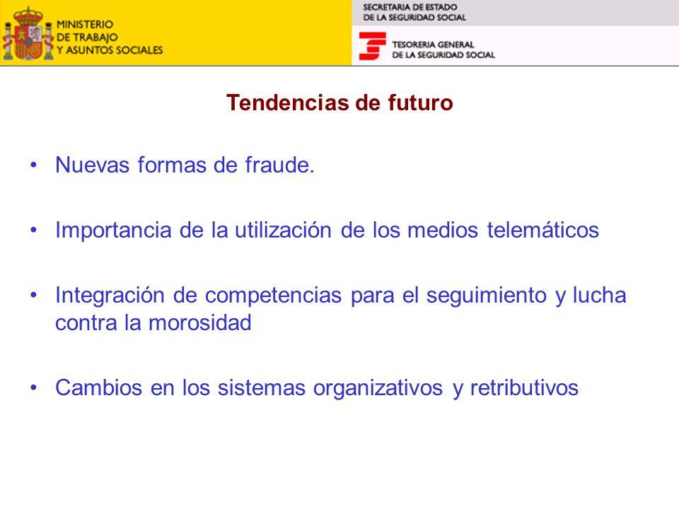 Nuevas formas de fraude. Importancia de la utilización de los medios telemáticos Integración de competencias para el seguimiento y lucha contra la mor