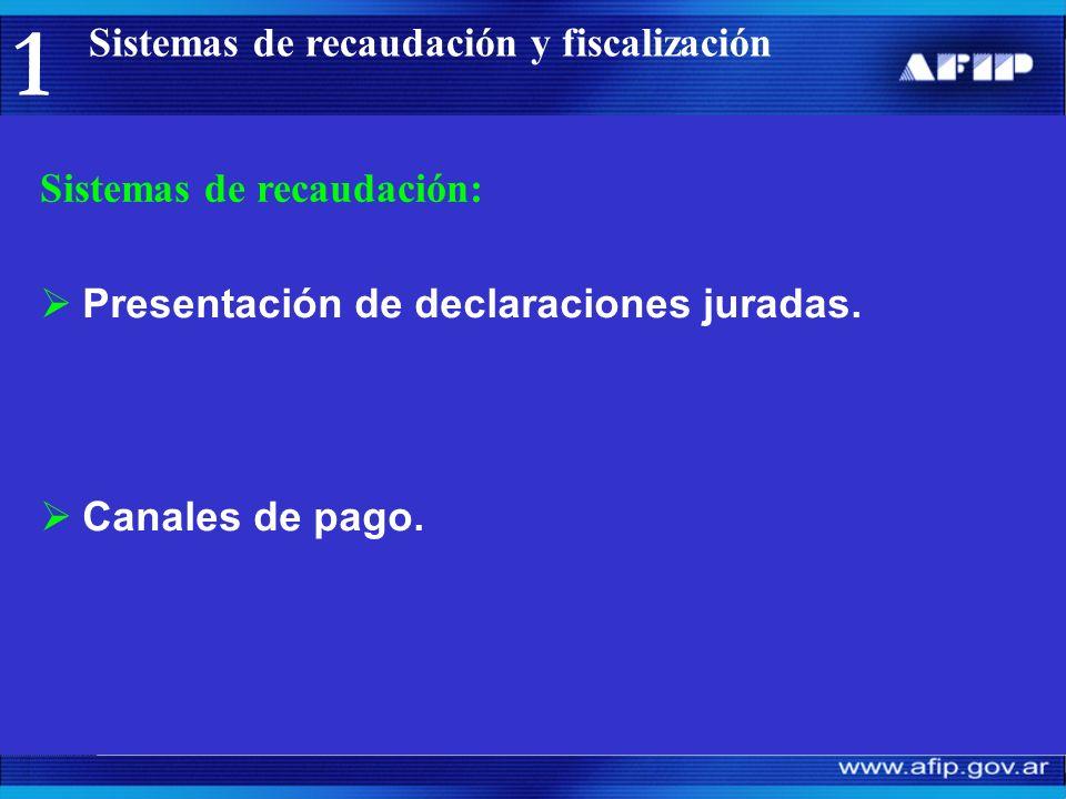 Sistema integrado de jubilaciones y pensiones Datos generales 5