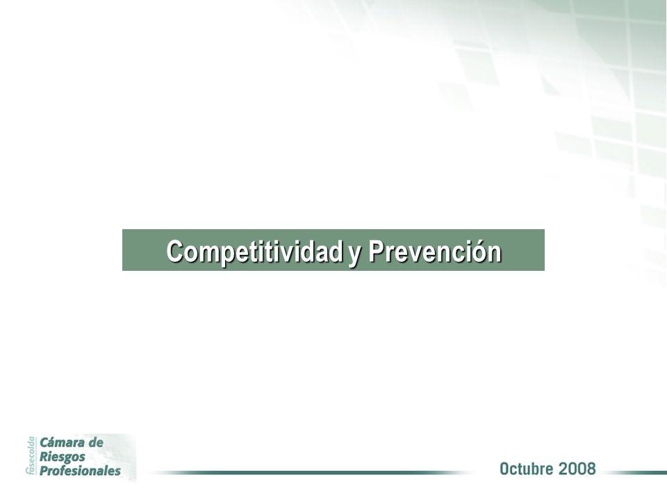 Competitividad y Prevención