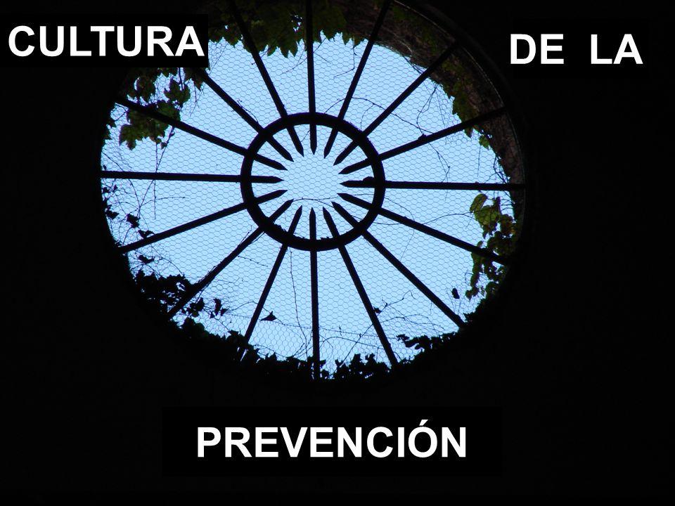CULTURA DE LA PREVENCIÓN