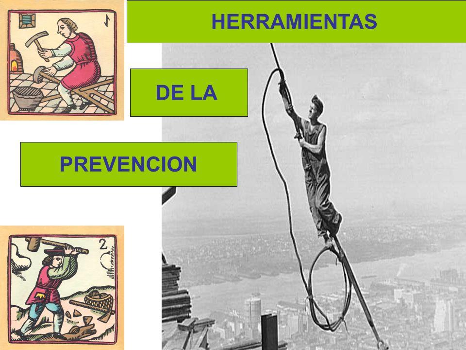 HERRAMIENTAS DE LA PREVENCION