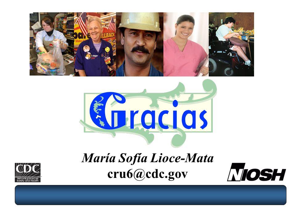 María Sofía Lioce-Mata cru6@cdc.gov