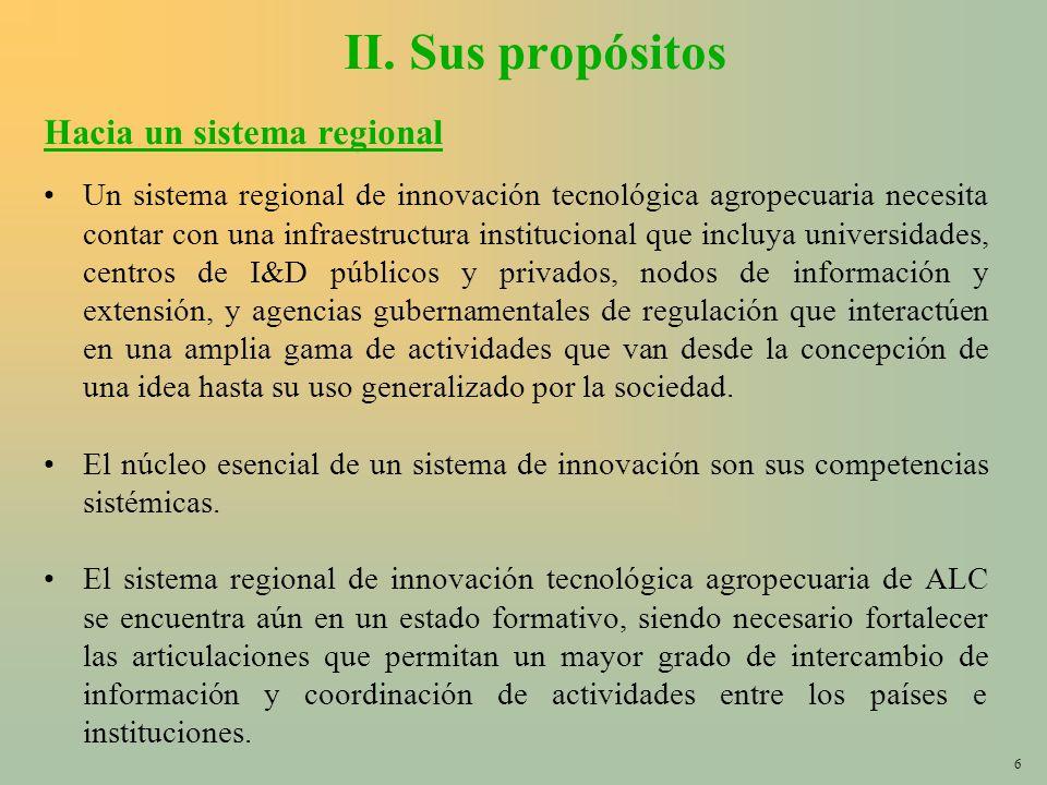 17 IV. Sus prioridades PMP 1998-2000 (Continuación)