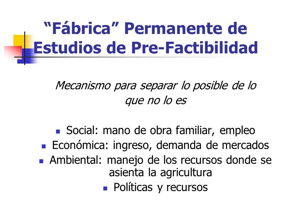 Prioridades en el Largo Plazo Reformas estructurales.
