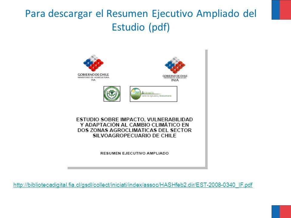 Para descargar el Resumen Ejecutivo Ampliado del Estudio (pdf) http://bibliotecadigital.fia.cl/gsdl/collect/iniciati/index/assoc/HASHfeb2.dir/EST-2008