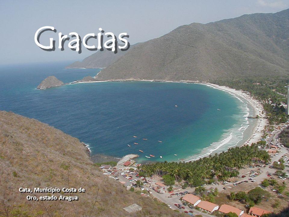 Gracias Cata, Municipio Costa de Oro, estado Aragua