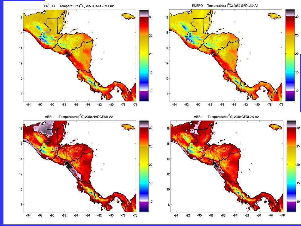 Escenarios de Cambio Climático para México. 10 Km. x 10 Km http://www.atmosfera.unam.mx/editorial/atmosfera/acervo/vol_24_1/contenido_24_1.html