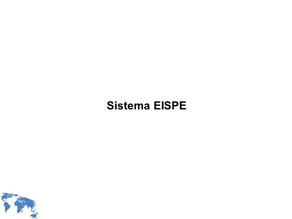 Sistema EISPE