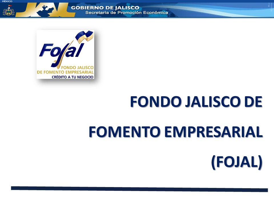 FONDO JALISCO DE FOMENTO EMPRESARIAL (FOJAL)