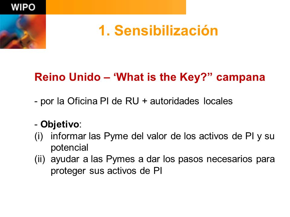 Reino Unido – What is the Key.