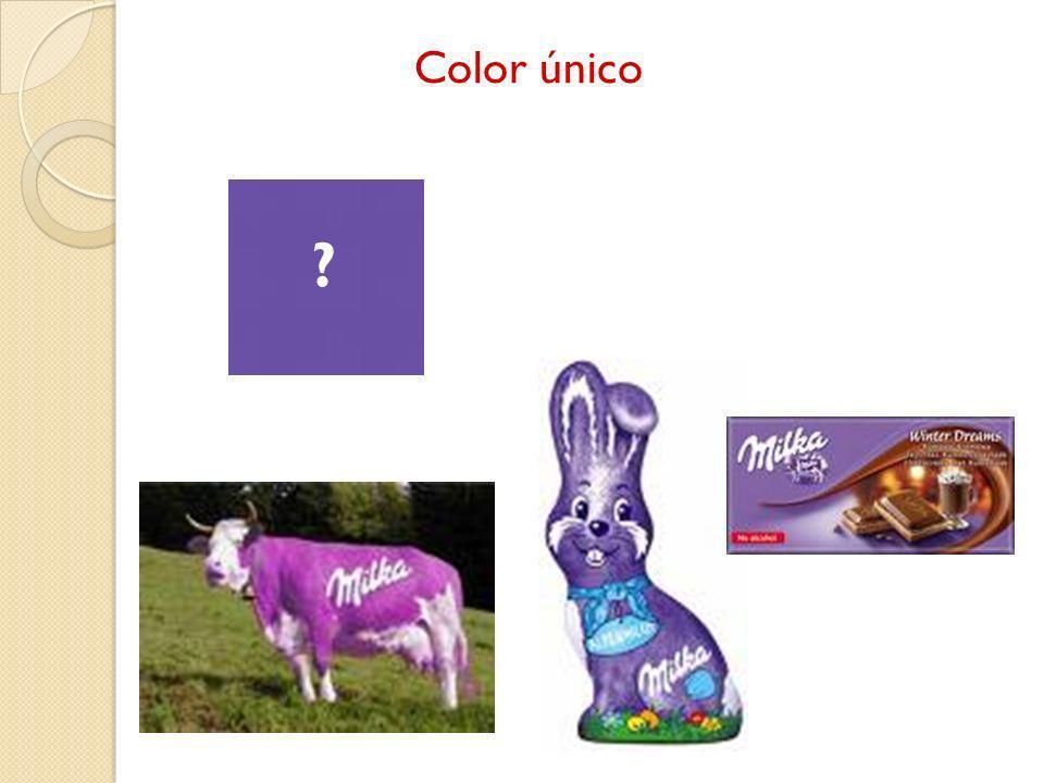 Color único ?