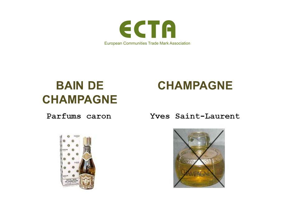BAIN DE CHAMPAGNE CHAMPAGNE Parfums caronYves Saint-Laurent