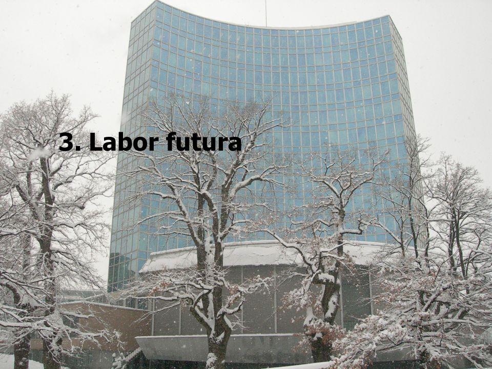 13 3. Labor futura