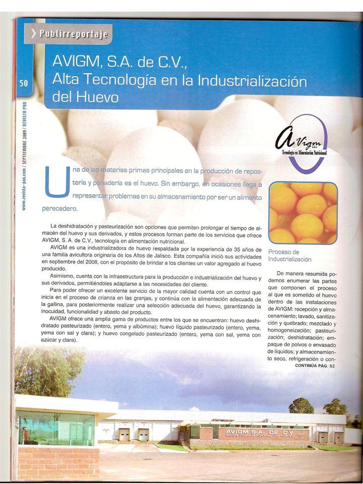 Línea de Productos Deshidratados EXTRAMUROS 12, PEGUEROS.