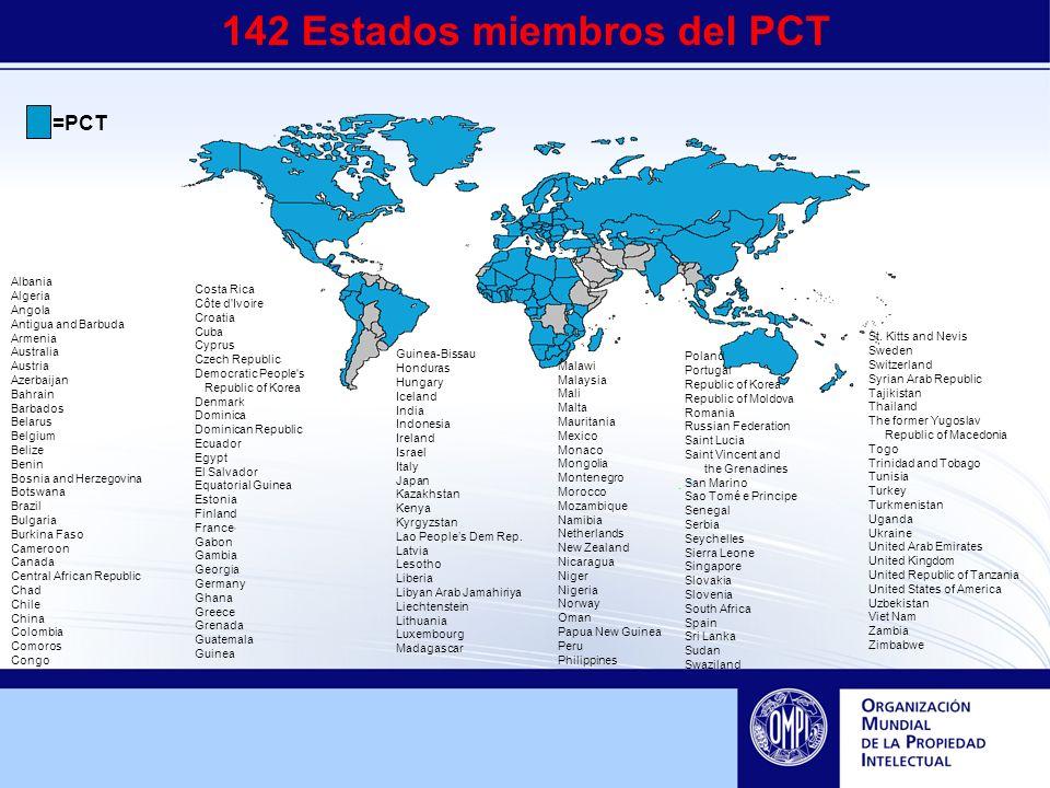 El PCT y el Procedimiento acelerado de examen de solicitudes de patentes (Patent Prosecution Highway (PPH)) Las oficinas trilaterales comenzaron un proyecto piloto el 29 de enero de 2010 en el cual los informes de búsquedas y los Informes Preliminares Internacionales sobre la Patentabilidad del PCT que sean positivos servirán de base para las solicitudes de PPH en las oficinas trilaterales - Formalmente anunciado en la Conferencia Trilateral de Noviembre de 2009 en Kyoto - Más detalles se pueden encontrar en los sitios web de las oficinas de los Estados Unidos de América y Japón y de la Oficina Europea de Patentes