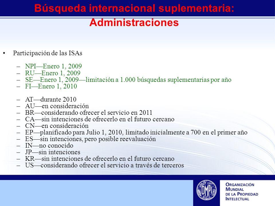 Contactos Servicio de Información del PCT Teléfono (+4122) 338 83 38 Fax: (+4122) 338 83 39 Correo electrónico: pct.infoline@wipo.intpct.infoline@wipo.int Servicio de Ayuda PCT-SAFE Teléfono (+4122) 338 95 23 Correo electrónico: pctsafe@wipo.intpctsafe@wipo.int Sitio web (en inglés): http://www.wipo.int/pct-safe/en/http://www.wipo.int/pct-safe/en/