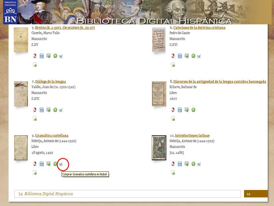 La Biblioteca Digital Hispánica 11
