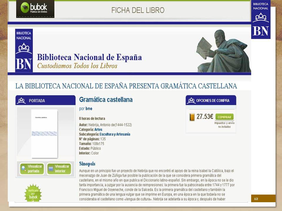 La Biblioteca Digital Hispánica 12
