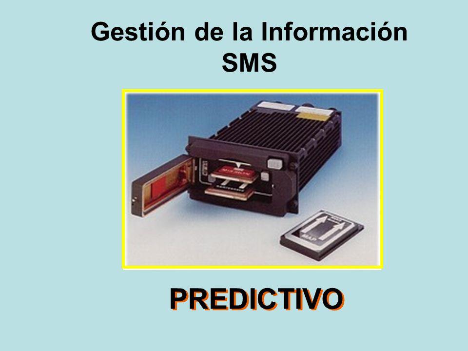 Gestión de la Información SMS PREDICTIVO