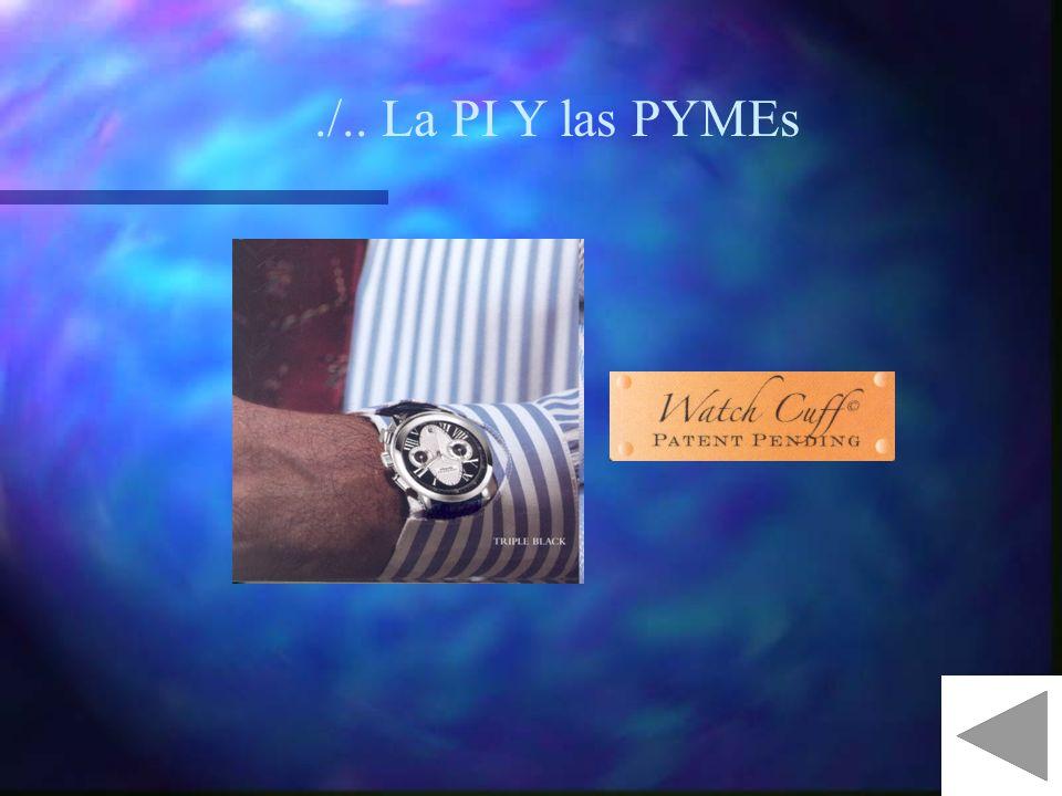 ./.. La PI Y las PYMEs
