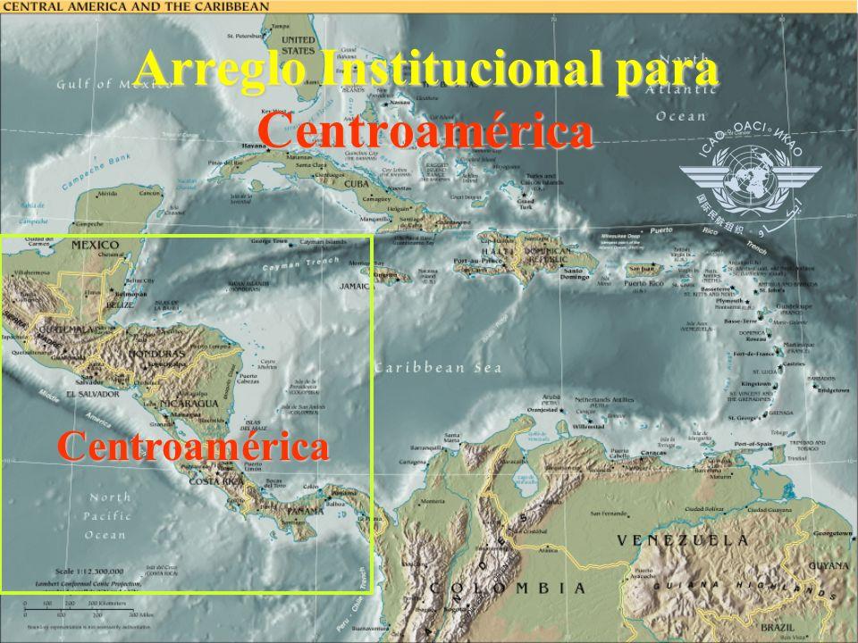 Arreglo Institucional para Centroamérica Centroamérica