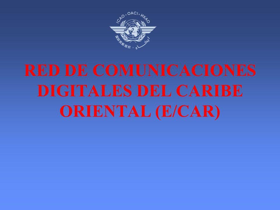 RED DE COMUNICACIONES DIGITALES DEL CARIBE ORIENTAL (E/CAR)