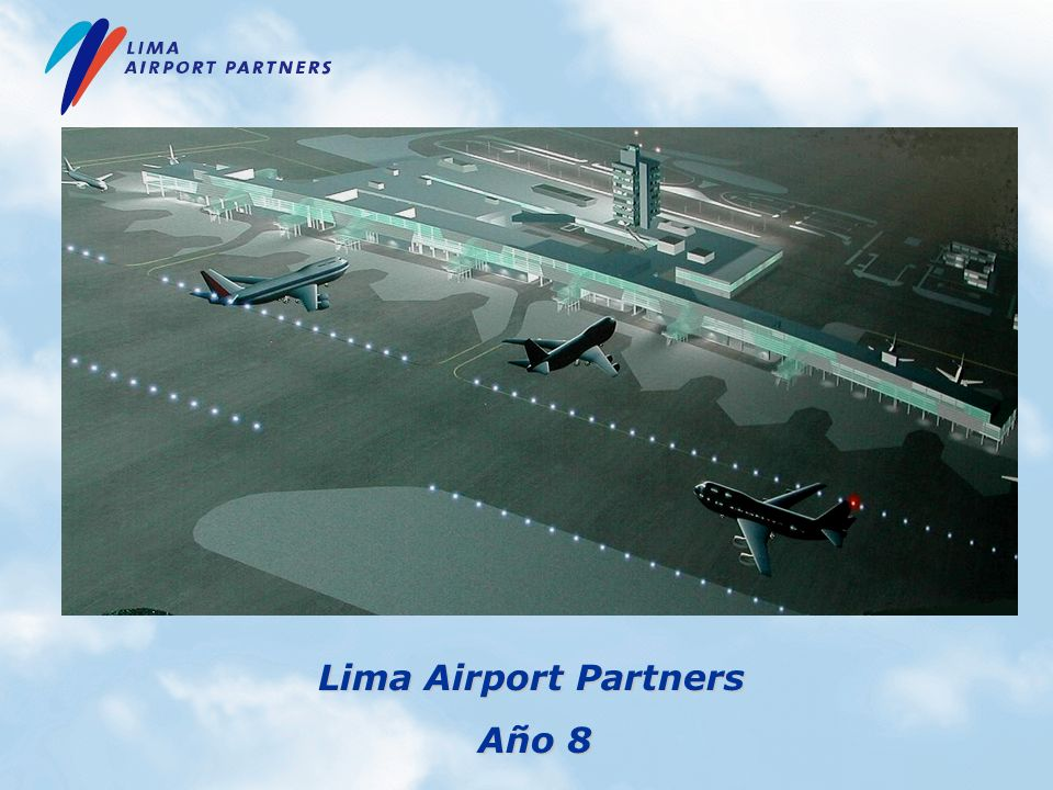 Lima Airport Partners Año 8