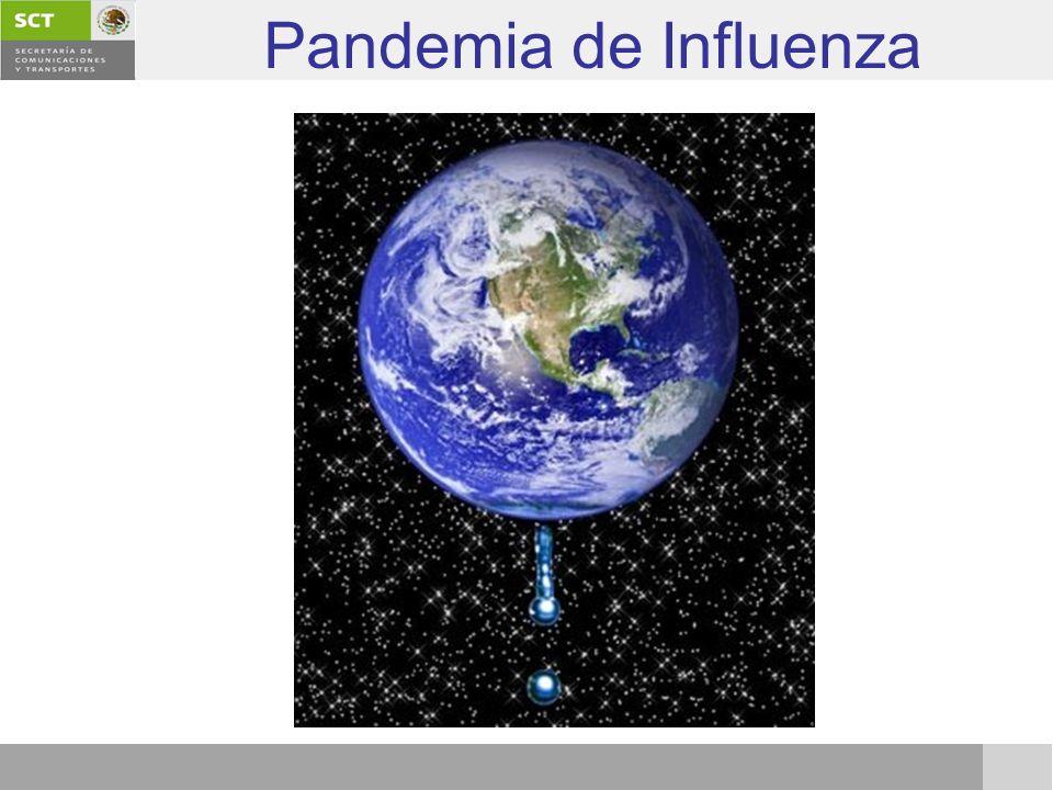 Pandemia de Influenza
