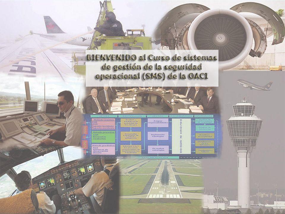 Revisión N° 13Curso de sistemas de gestión de la seguridad operacional (SMS) de la OACI06/05/09 Módulo 1 – Introducción al curso SMS