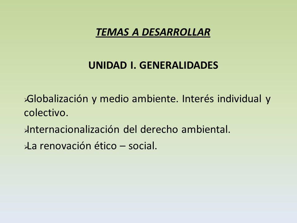 UNIDAD II PRINCIPIOS JURIDICOS Principios constitucionales Los principios internacionales (convenios, tratados y acuerdos) Legislación ambiental de Paraguay Gestión Ambiental