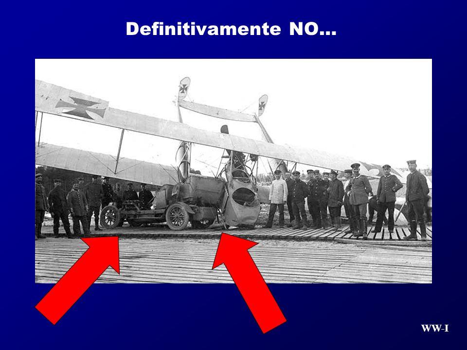 Por qué hasta ahora estamos escuchando de este problema? Es algo nuevo ? Tenerife - 1977 ?
