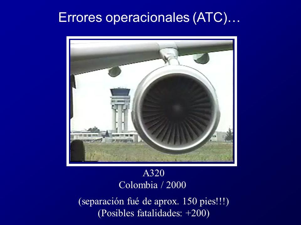 Fecha: 08 Oct 2001 Aerolínea: SAS Vuelo No: SK686 Aeronaves: MD87/Citation II Lugar: Milan, Italia Fatalidades: 118 Visibilidad reducida…