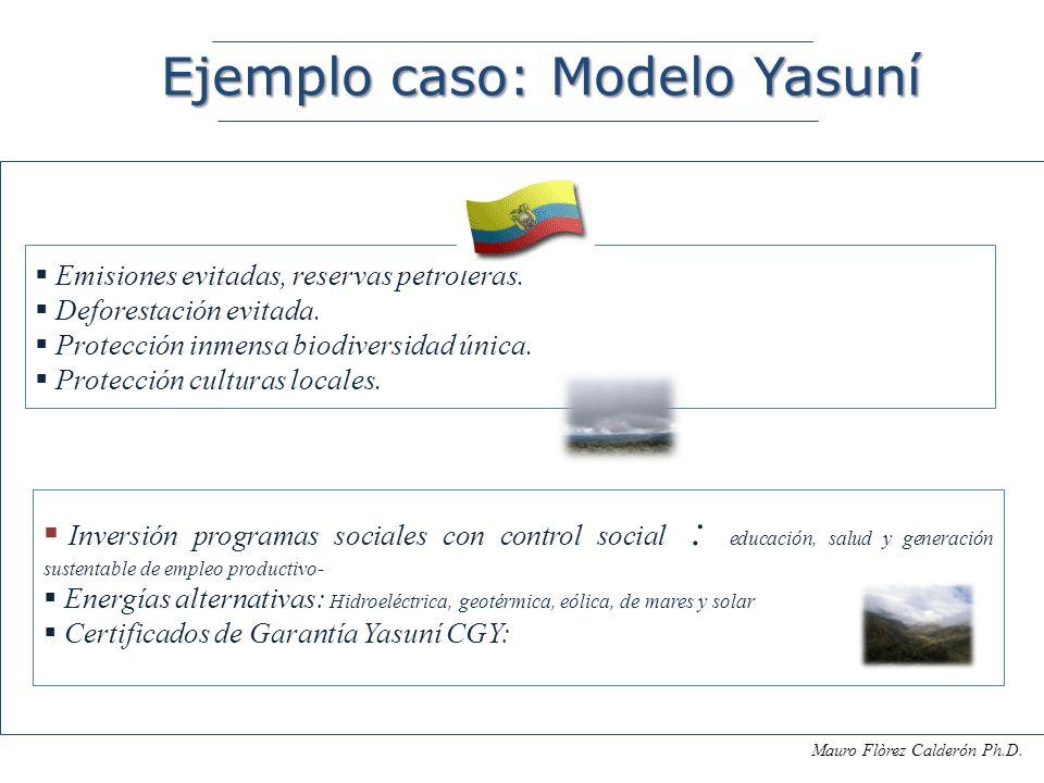 Mecanismos de Kioto Mecanismos de Kioto Mauro Flórez Calderón Ph.D. Propiciar inversiones en Mecanismos de Desarrollo Limpio DML El tratado de Kioto p