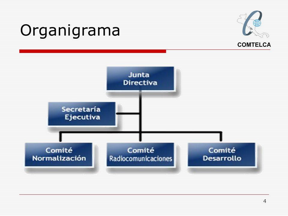 4 Organigrama