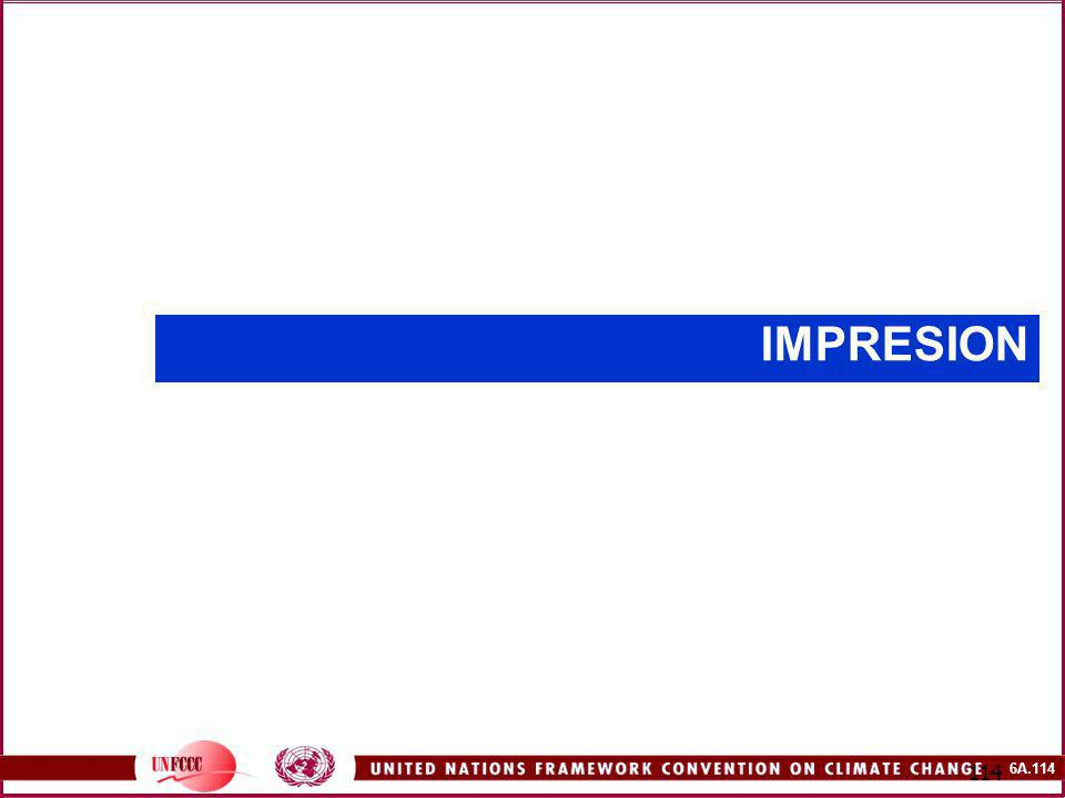 6A.114 114 IMPRESION
