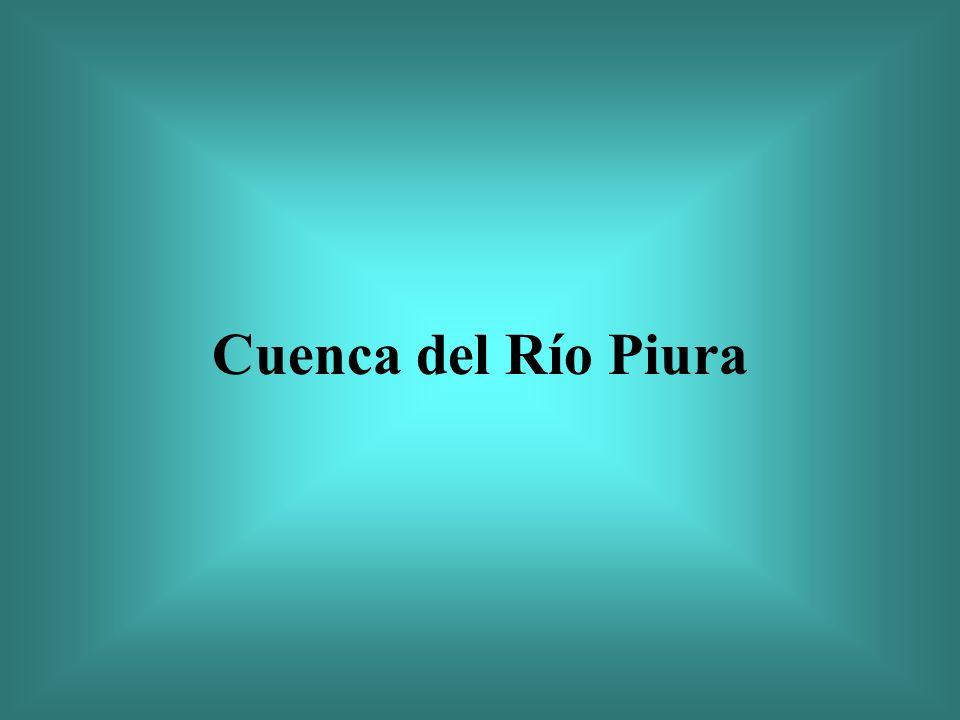 Cuenca del Río Piura