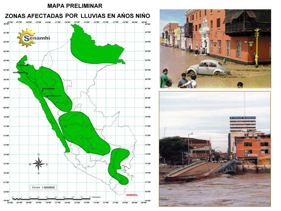 Peligros Deslizamientos Huaycos AludesAluviones Inundaciones Heladas