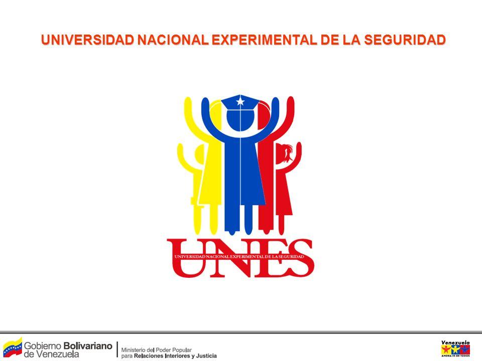 PAPEL PARA LA DISCUSIÓN UNIVERSIDAD NACIONAL EXPERIMENTAL DE LA SEGURIDAD