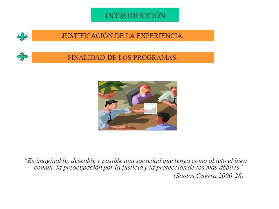 LÍNEAS DE MEJORA INICIADAS EN RELACIÓN CON LA PRÁCTICA DOCENTE 1.- MEJORAR EN LOS ÍNDICES DE ÉXITO ESCOLAR PROFUNDIZANDO EN LOS PROGRAMAS DE ATENCIÓN A LA DIVERSIDAD TANTO EN SUS ASPECTOS CUANTITATIVOS COMO CUALITATIVOS, 2.- MEJORAR EL CLIMA DE CONVIVENCIA A TRAVÉS DE LA INTENSIFICACIÓN DEL APOYO AL PROFESORADO, DE LA ORIENTACIÓN EN VALORES, DEL CONCEPTO ENSEÑAR –EDUCANDO, Y DE LA IMPLICACIÓN DE LAS FAMILIAS, ALUMNADO E INSTITUCIONES EN EL PROCESO.