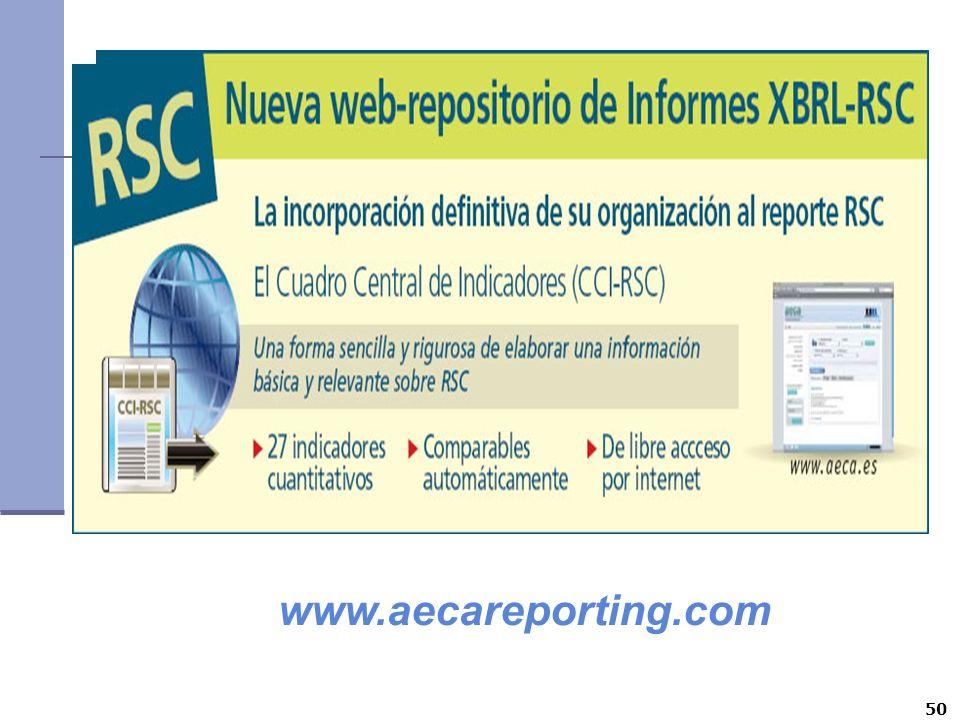 50 www.aecareporting.com