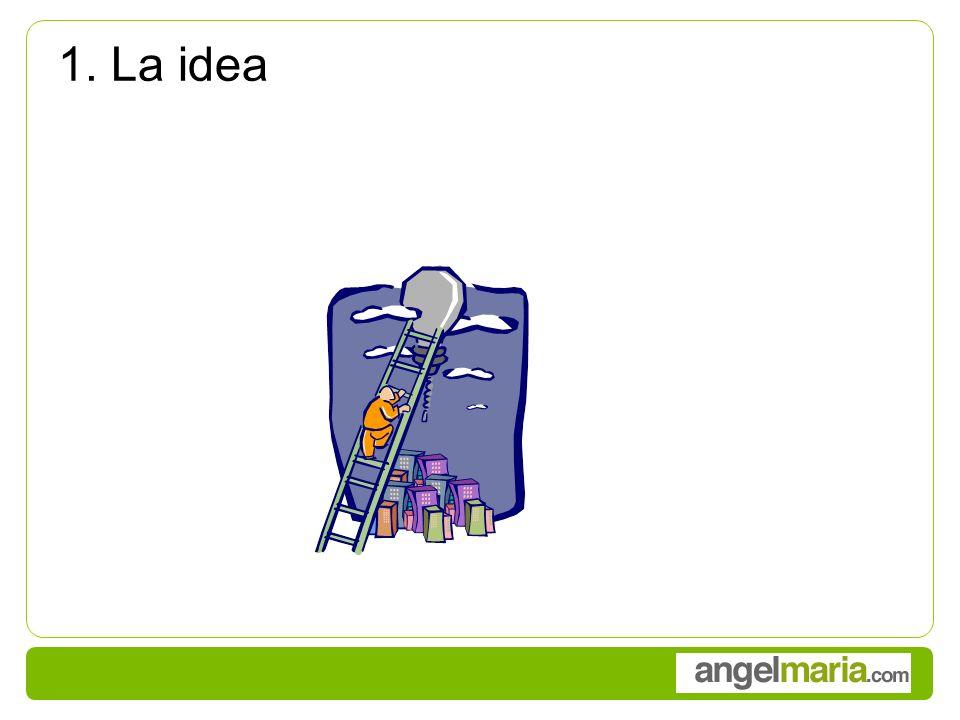1. La idea