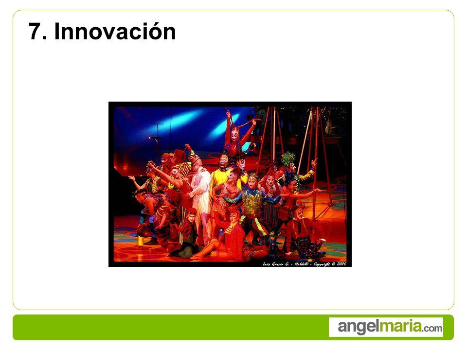 7. Innovación
