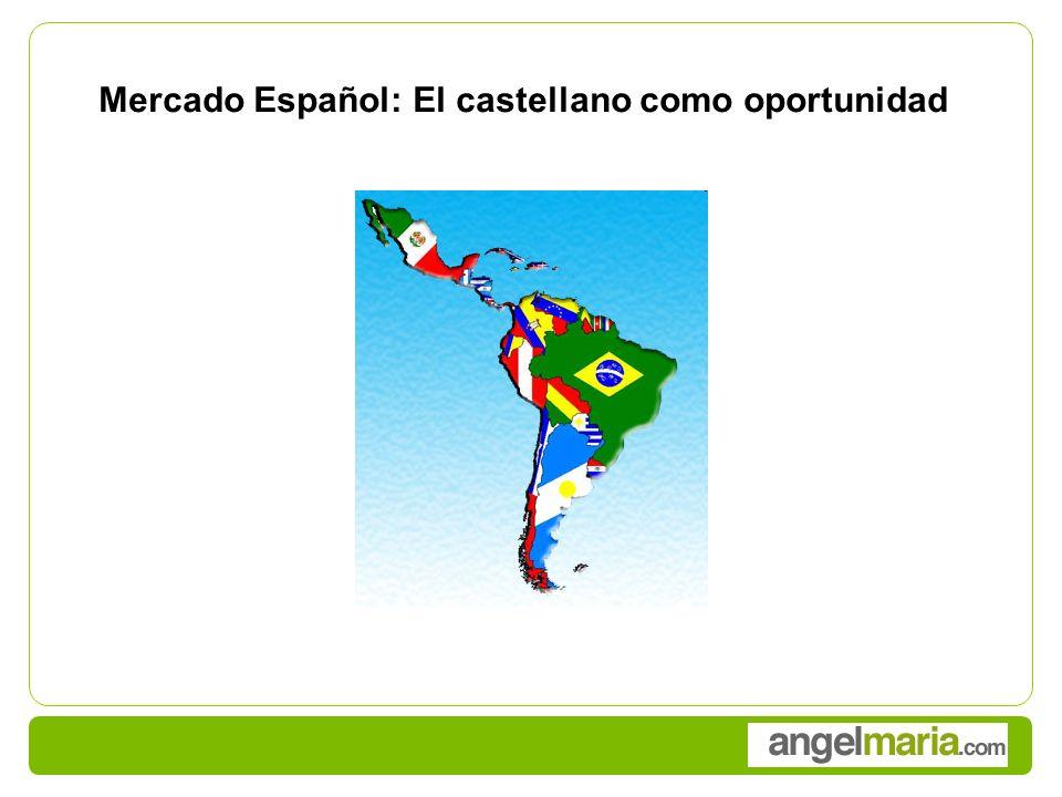 Mercado Español: El castellano como oportunidad